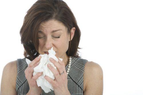 objawy alergii wziewnej
