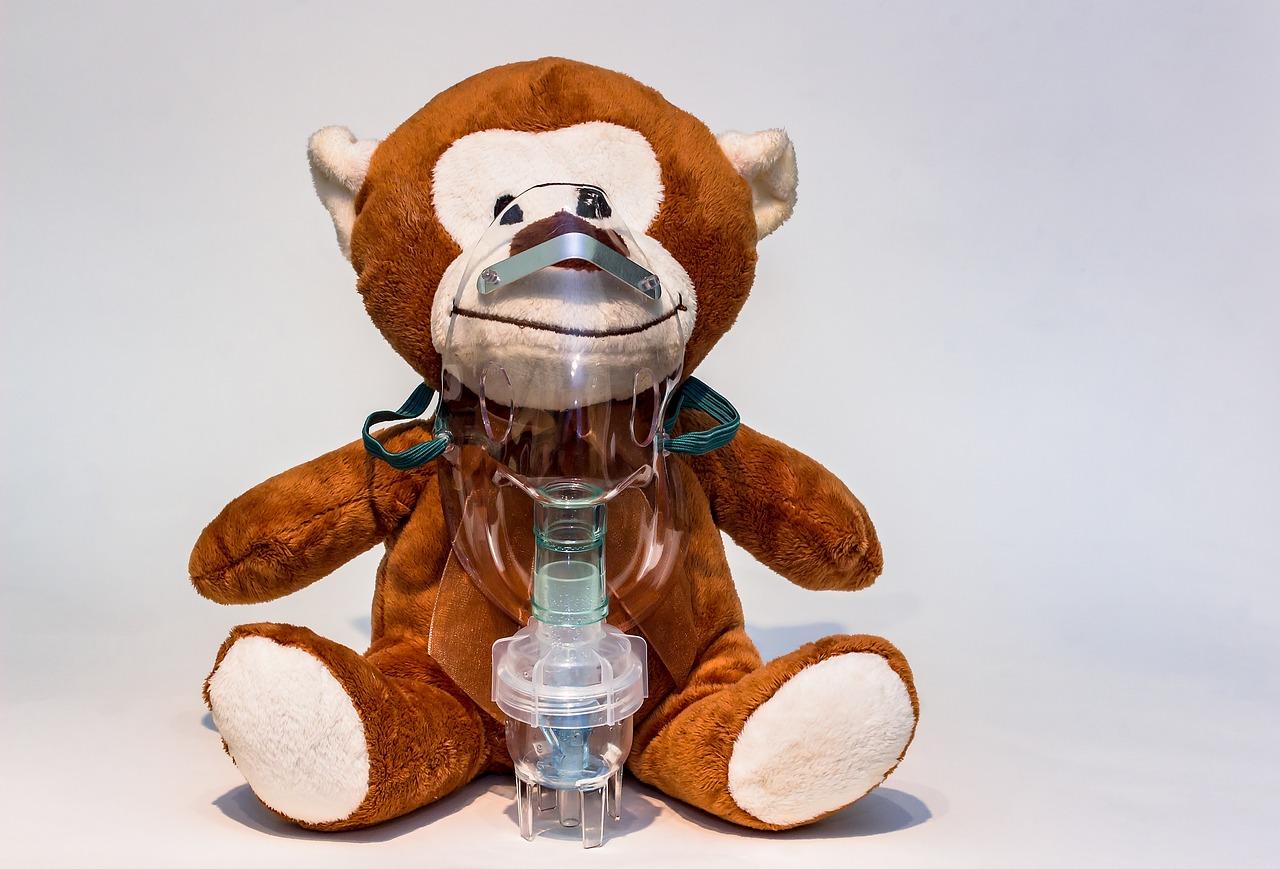 Inhalatory tłokowe